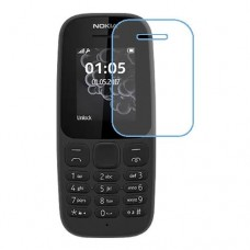 Nokia 105 (2017) One unit nano Glass 9H screen protector Screen Mobile