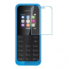 Nokia 105 Dual SIM (2015) One unit nano Glass 9H screen protector Screen Mobile