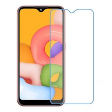 Samsung Galaxy A01 One unit nano Glass 9H screen protector Screen Mobile