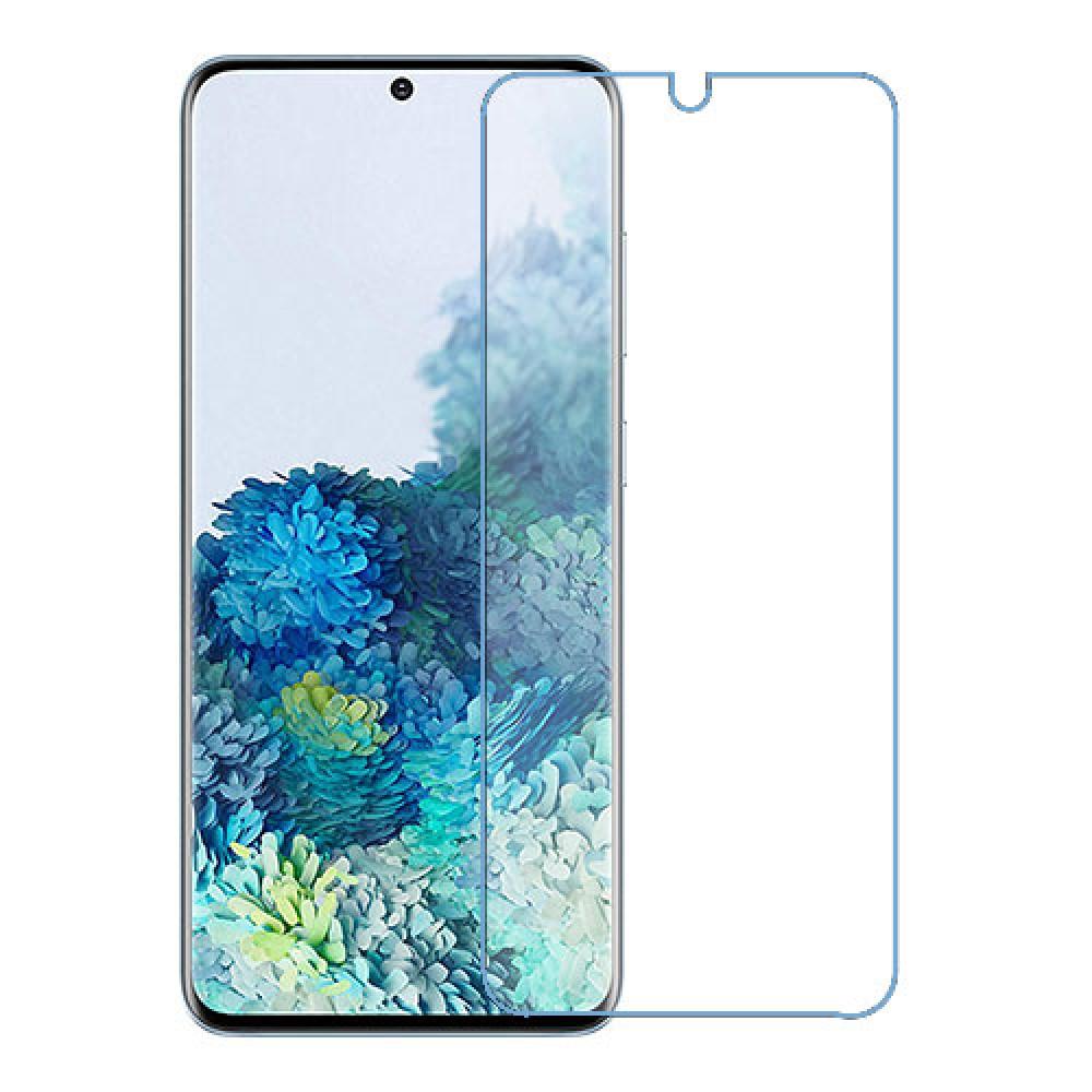 Samsung Galaxy S20 5G One unit nano Glass 9H screen protector Screen Mobile