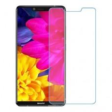 Sharp Aquos D10 One unit nano Glass 9H screen protector Screen Mobile