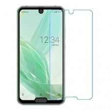 Sharp Aquos R2 compact One unit nano Glass 9H screen protector Screen Mobile