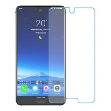 Sharp Aquos S2 One unit nano Glass 9H screen protector Screen Mobile