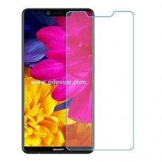 Sharp Aquos S3 One unit nano Glass 9H screen protector Screen Mobile
