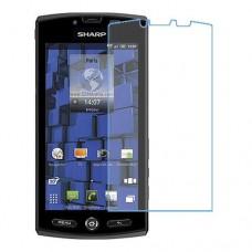 Sharp Aquos SH80F One unit nano Glass 9H screen protector Screen Mobile