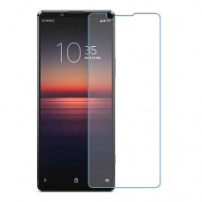 Sony Xperia 1 II One unit nano Glass 9H screen protector Screen Mobile