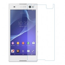 Sony Xperia C3 Dual One unit nano Glass 9H screen protector Screen Mobile