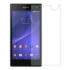 Sony Xperia C3 One unit nano Glass 9H screen protector Screen Mobile