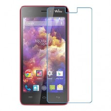 Wiko Highway Signs One unit nano Glass 9H screen protector Screen Mobile