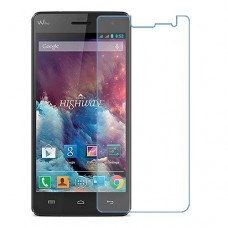 Wiko Highway One unit nano Glass 9H screen protector Screen Mobile