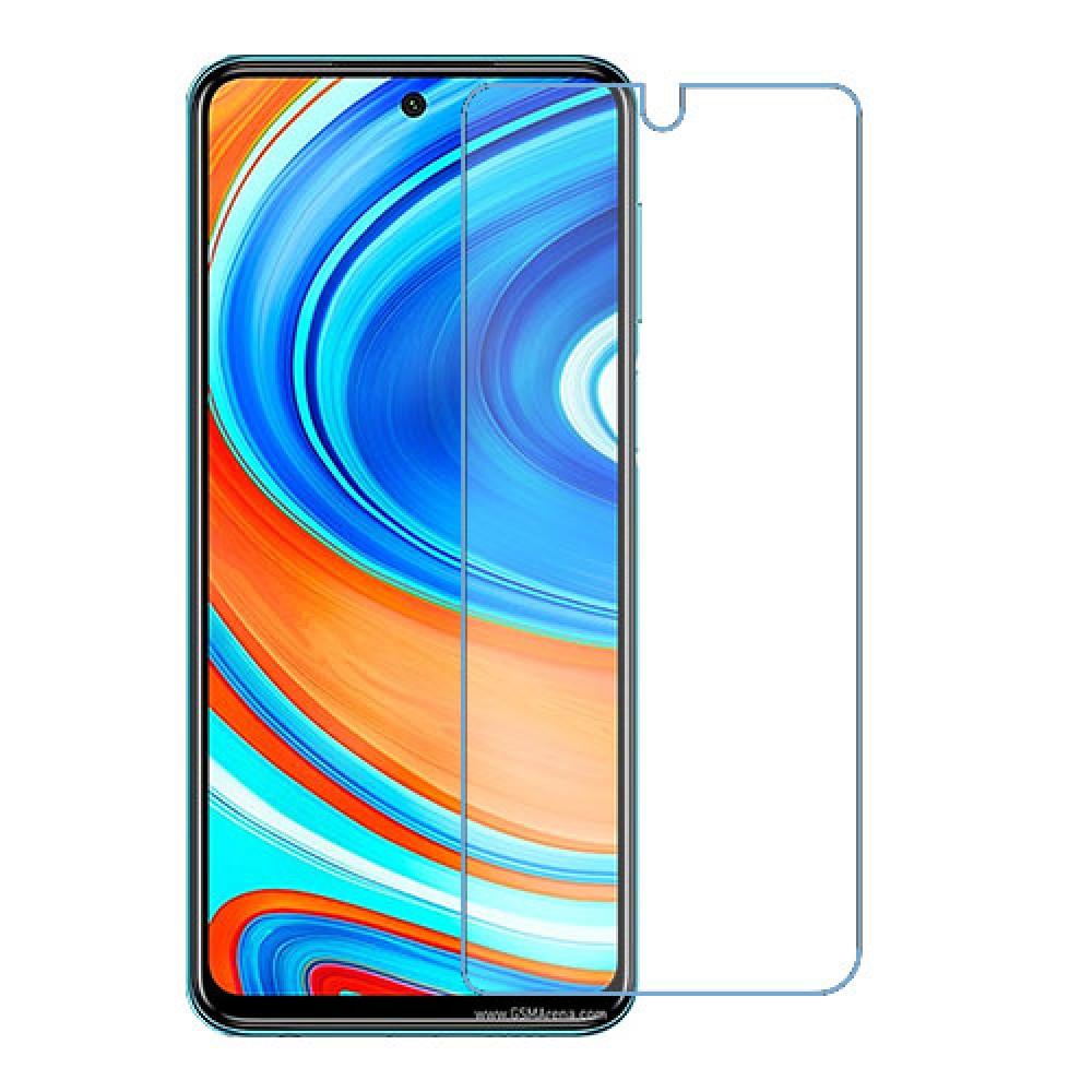 Xiaomi Redmi Note 9 Pro Max One unit nano Glass 9H screen protector Screen Mobile