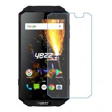 Yezz Epic T One unit nano Glass 9H screen protector Screen Mobile
