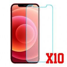 Apple iPhone 12 nano Glass 9H screen protector ten units Screen Mobile