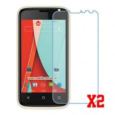 Maxwest Astro X4 nano Glass 9H screen protector two units Screen Mobile