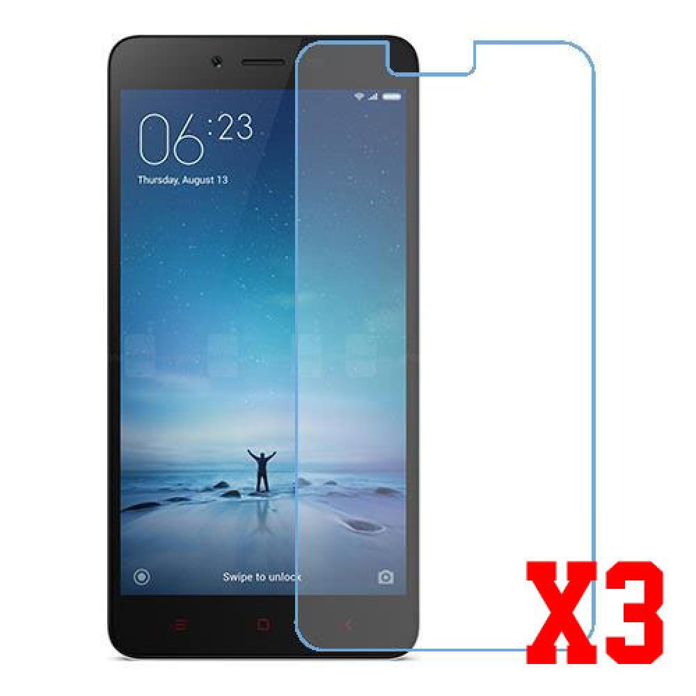 Xiaomi Redmi Note 2 nano Glass 9H screen protector Tree units Screen Mobile