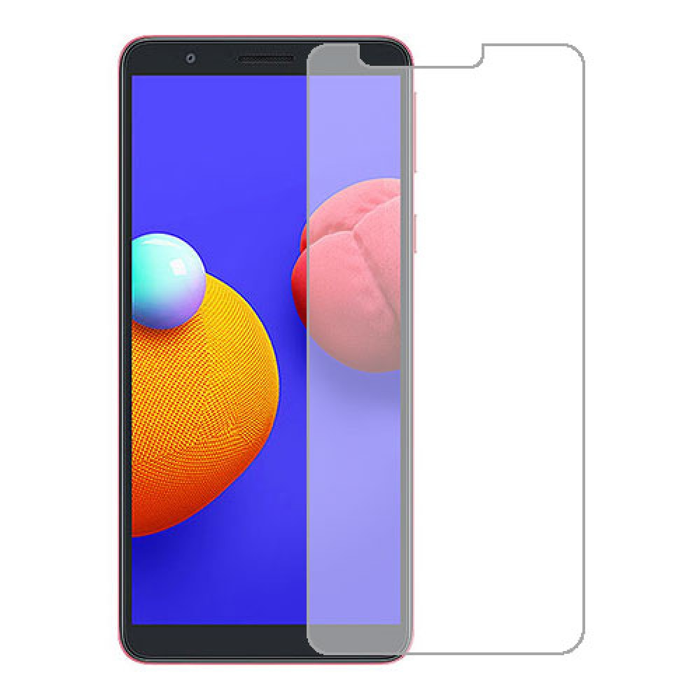 Samsung Galaxy A01 Core Screen Protector Hydrogel Transparent (Silicone) One Unit Screen Mobile