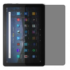 Amazon Fire HD 10 Plus (2021) Screen Protector Hydrogel Privacy (Silicone) One Unit Screen Mobile