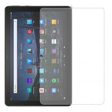 Amazon Fire HD 10 Plus (2021) Screen Protector Hydrogel Transparent (Silicone) One Unit Screen Mobile