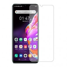 Infinix Hot 10s Screen Protector Hydrogel Transparent (Silicone) One Unit Screen Mobile