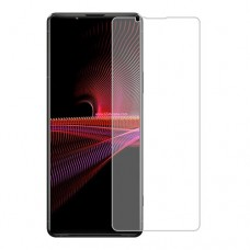 Sony Xperia 1 III Screen Protector Hydrogel Transparent (Silicone) One Unit Screen Mobile