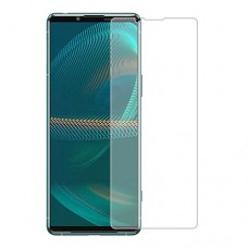 Sony Xperia 5 III Screen Protector Hydrogel Transparent (Silicone) One Unit Screen Mobile