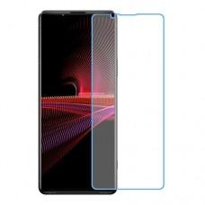 Sony Xperia 1 III One unit nano Glass 9H screen protector Screen Mobile