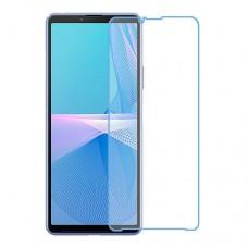 Sony Xperia 10 III One unit nano Glass 9H screen protector Screen Mobile